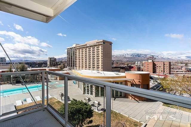 255 N Sierra Street #803 #803, Reno, NV 89501 (MLS #200004512) :: NVGemme Real Estate