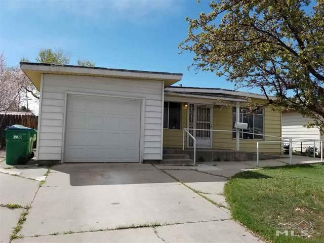 1745 Auburn Way, Reno, NV 89502 (MLS #200004519) :: Vaulet Group Real Estate