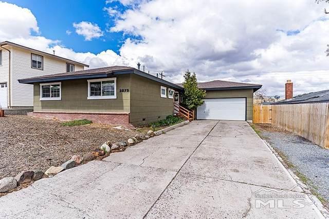 2075 Ives Avenue, Reno, NV 89503 (MLS #200004520) :: Vaulet Group Real Estate