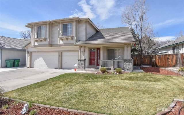 1067 Ricco, Sparks, NV 89434 (MLS #200004529) :: NVGemme Real Estate