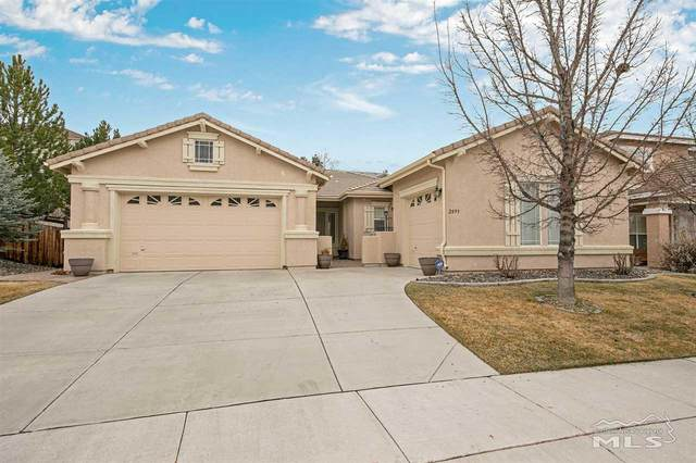 2893 Oxley Dr., Sparks, NV 89436 (MLS #200004538) :: NVGemme Real Estate
