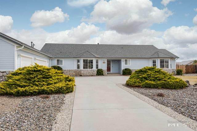 2863 Sierra Manor, Minden, NV 89423 (MLS #200004555) :: NVGemme Real Estate
