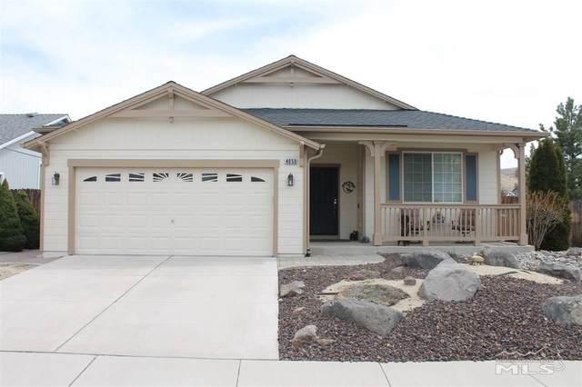 4050 Venetian, Sparks, NV 89436 (MLS #200004557) :: NVGemme Real Estate