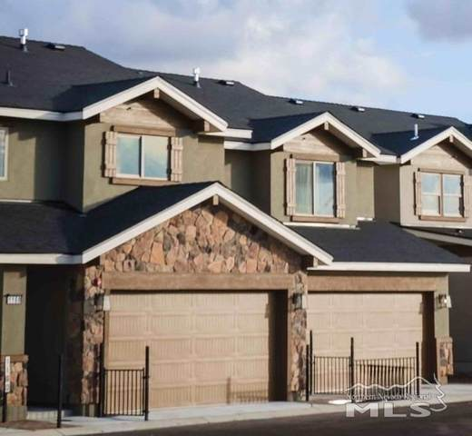 1196 Montevideo Cir, Minden, NV 89423 (MLS #200004560) :: Ferrari-Lund Real Estate