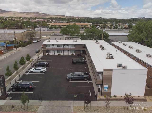 1185 W 2nd, Reno, NV 89503 (MLS #200004695) :: Fink Morales Hall Group