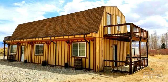 24 Trease Road, Round Mountian, NV 89045 (MLS #200004700) :: The Mike Wood Team