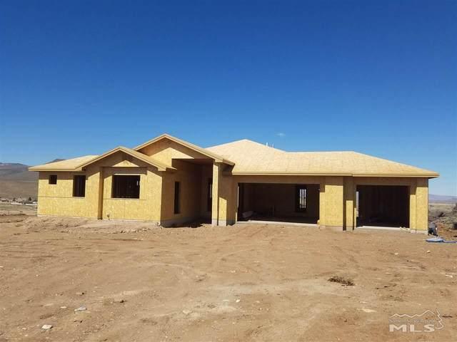 90 River Vista Drive, Dayton, NV 89403 (MLS #200004718) :: Chase International Real Estate