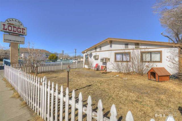 390 W Williams, Fallon, NV 89406 (MLS #200004732) :: Craig Team Realty