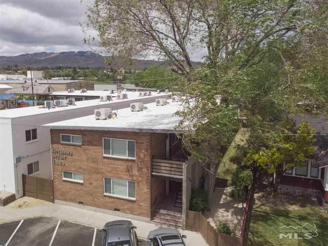 1135 W 2nd, Reno, NV 89503 (MLS #200004743) :: Fink Morales Hall Group