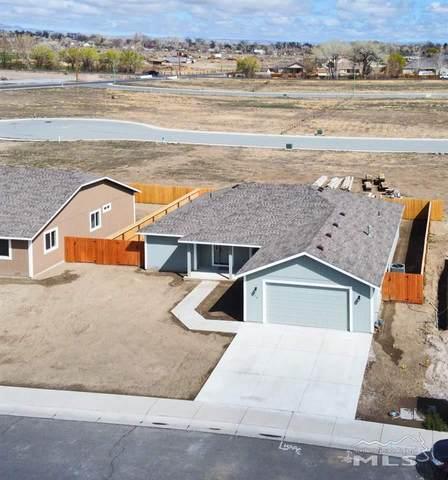 728 Megan Way, Fallon, NV 89406 (MLS #200004750) :: NVGemme Real Estate