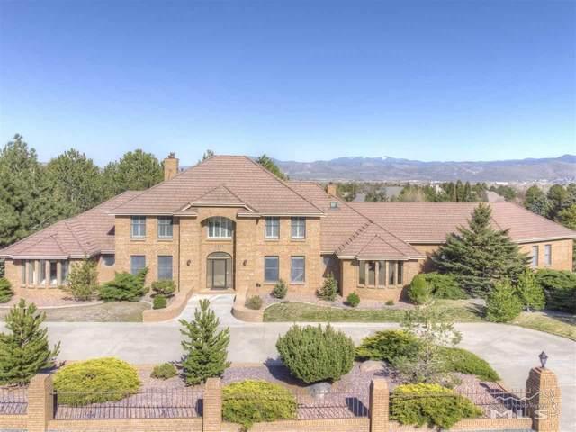 1001 Kensington Court, Carson City, NV 89703 (MLS #200004797) :: Theresa Nelson Real Estate