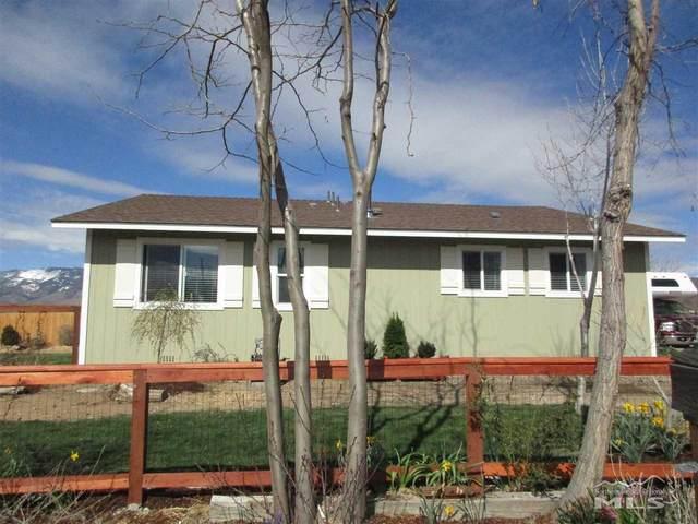 3430 Debbie Way, Carson City, NV 89706 (MLS #200004813) :: Ferrari-Lund Real Estate