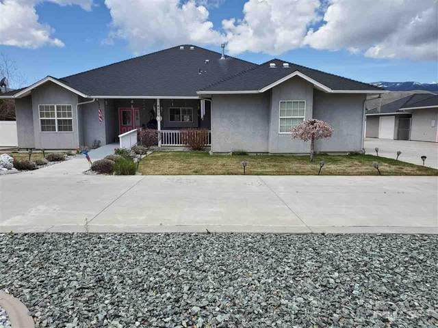 4576 Hillview Dr, Carson City, NV 89701 (MLS #200004921) :: Fink Morales Hall Group