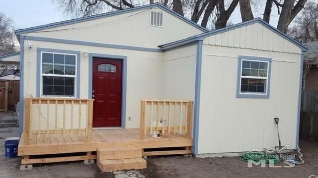 540 Dartmouth, Lovelock, NV 89419 (MLS #200004923) :: Chase International Real Estate