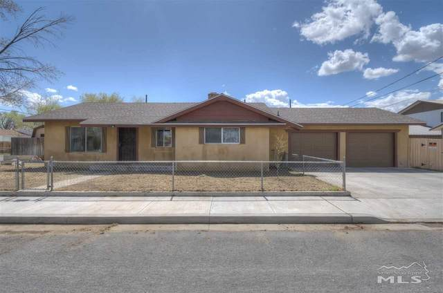570 E Virginia, Fallon, NV 89406 (MLS #200004930) :: Fink Morales Hall Group