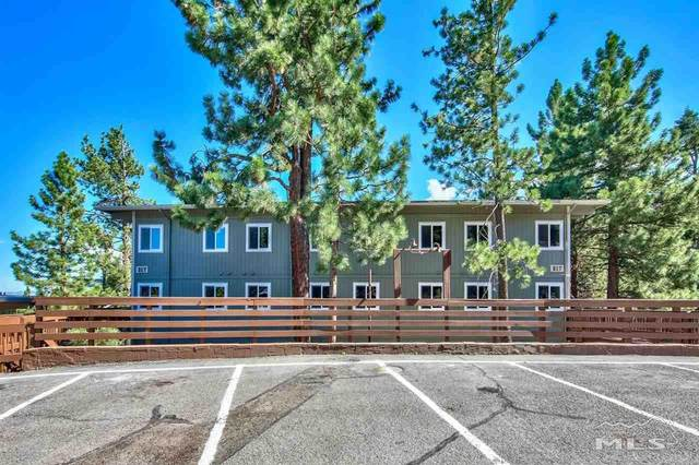 317 Quaking Aspen #6, Stateline, NV 89449 (MLS #200004956) :: Chase International Real Estate