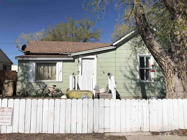 146 S Ada Street, Fallon, NV 89406 (MLS #200004962) :: Fink Morales Hall Group