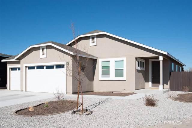 1422 Onda Verde Drive Fallon, Fallon, NV 89406 (MLS #200005031) :: Theresa Nelson Real Estate