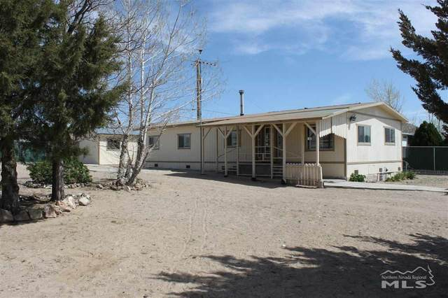 62 Whiteface, Yerington, NV 89447 (MLS #200005107) :: The Mike Wood Team