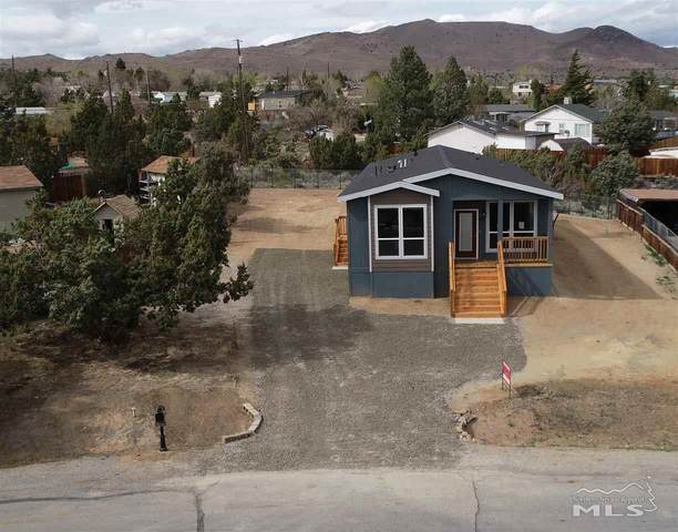 6125 Middle Ford Drive, Sun Valley, NV 89433 (MLS #200005120) :: Ferrari-Lund Real Estate