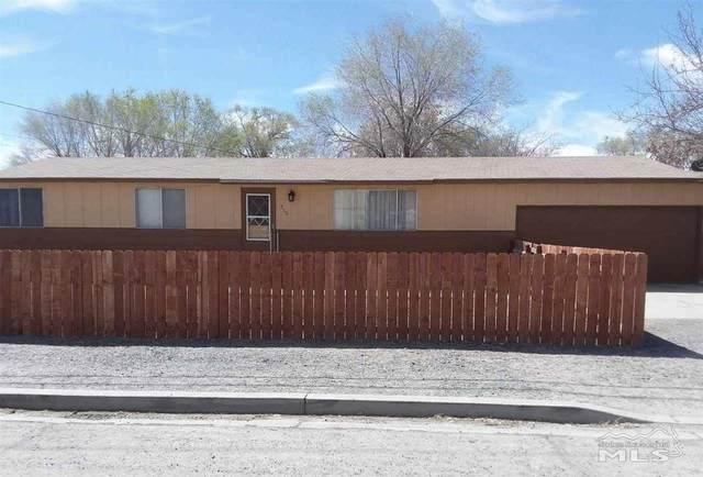 715 8th St, Lovelock, NV 89419 (MLS #200005196) :: Chase International Real Estate