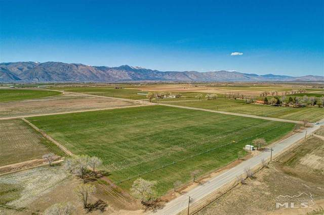 221 Hudson Aurora, Smith, NV 89430 (MLS #200005199) :: NVGemme Real Estate