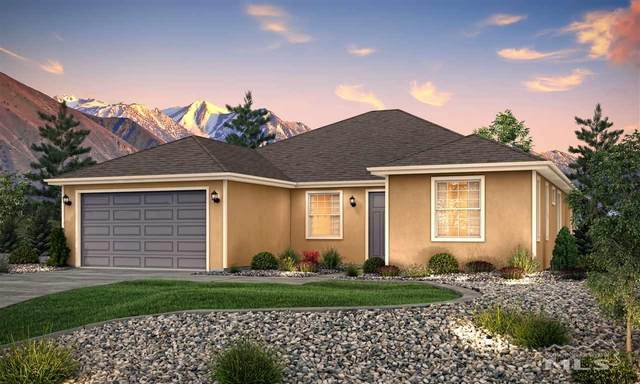 754 E Cottage Loop, Gardnerville, NV 89460 (MLS #200005203) :: Ferrari-Lund Real Estate