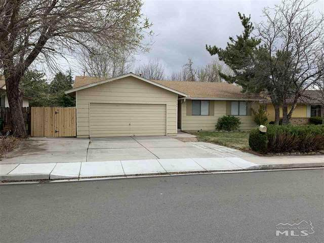3184 Clan Alpine, Sparks, NV 89434 (MLS #200005212) :: Harcourts NV1