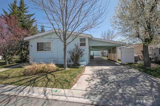 48 Ave De La Argent, Sparks, NV 89434 (MLS #200005231) :: Harcourts NV1