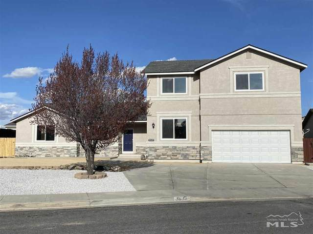 3830 Diamond Peak Dr, Reno, NV 89508 (MLS #200005248) :: NVGemme Real Estate