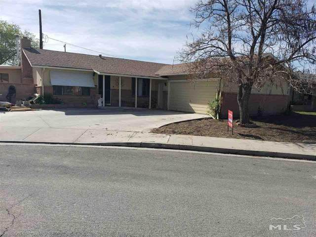 31 N Bailey St, Fallon, NV 89406 (MLS #200005288) :: NVGemme Real Estate