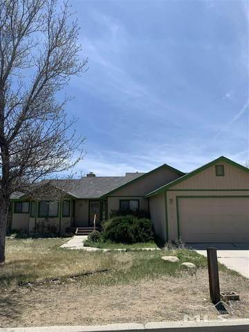 4659 Hells Bells Rd, Carson City, NV 89701 (MLS #200005291) :: Vaulet Group Real Estate