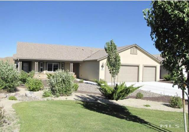 160 Manyon Court, Dayton, NV 89403 (MLS #200005294) :: Ferrari-Lund Real Estate