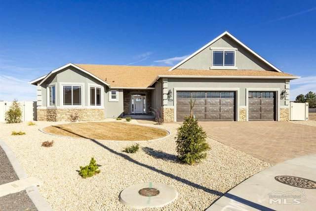 1029 Sun Crest Ct., Gardnerville, NV 89460 (MLS #200005316) :: L. Clarke Group | RE/MAX Professionals