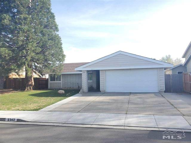 2343 William Morby Drive, Sparks, NV 89434 (MLS #200005321) :: Ferrari-Lund Real Estate