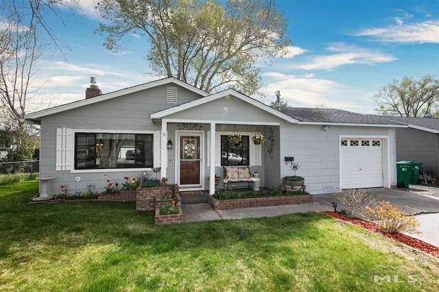 1847 N Division, Carson City, NV 89703 (MLS #200005326) :: Chase International Real Estate