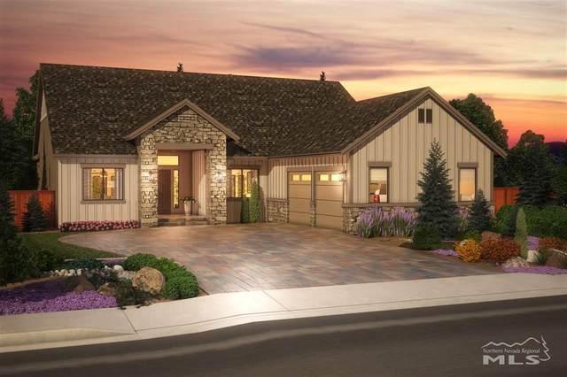 3612 Red Leaf Drive, Carson City, NV 89703 (MLS #200005333) :: The Craig Team
