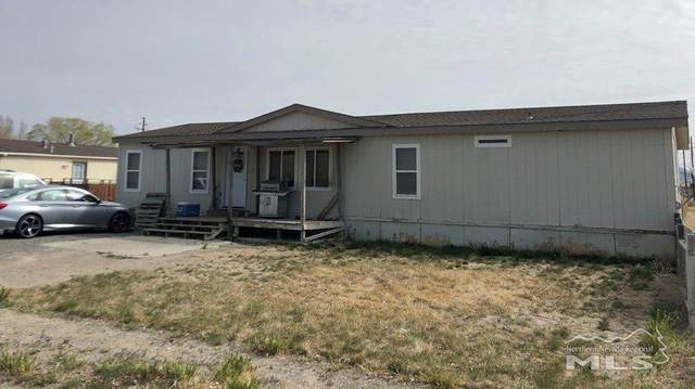 115 Carson Rd, Battle Mountain, NV 89820 (MLS #200005350) :: NVGemme Real Estate