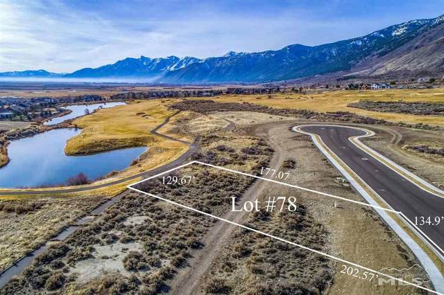 511 Cottontail Court, Genoa, NV 89411 (MLS #200005381) :: Chase International Real Estate