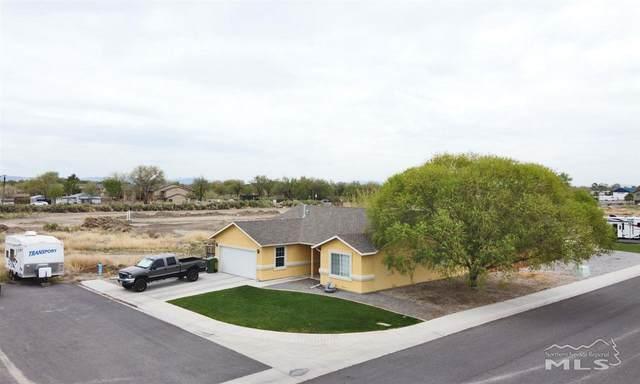 145 Toiyabe Lane, Fallon, NV 89406 (MLS #200005401) :: NVGemme Real Estate