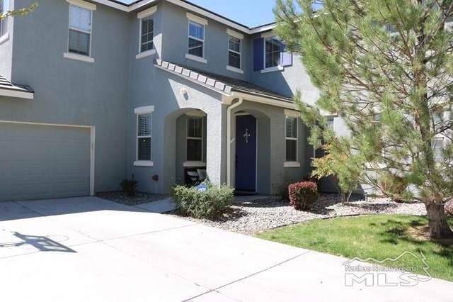 4727 Wood Thrush Lane, Sparks, NV 89436 (MLS #200005439) :: Chase International Real Estate