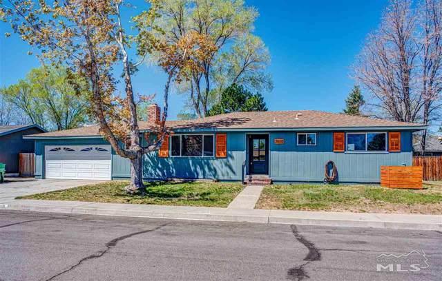 3600 Cinnabar Avenue, Carson City, NV 89706 (MLS #200005441) :: Chase International Real Estate