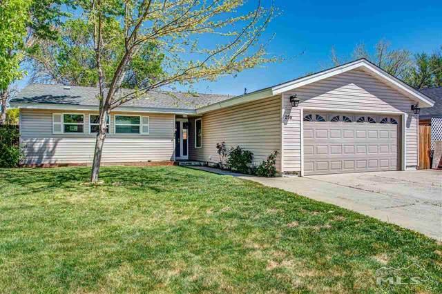 250 E Lincoln Way, Sparks, NV 89431 (MLS #200005443) :: NVGemme Real Estate