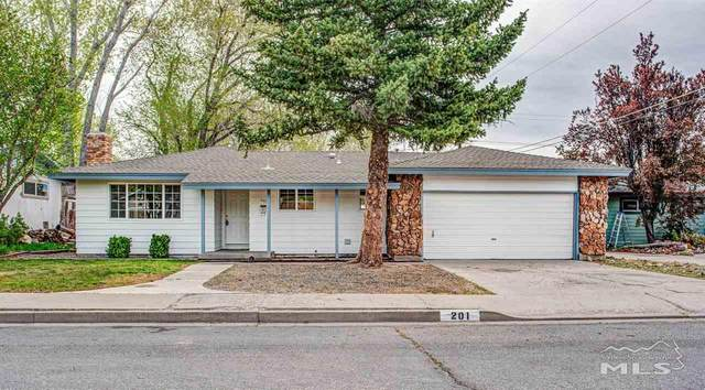 201 N Carson Meadow Dr, Carson City, NV 89701 (MLS #200005456) :: Vaulet Group Real Estate