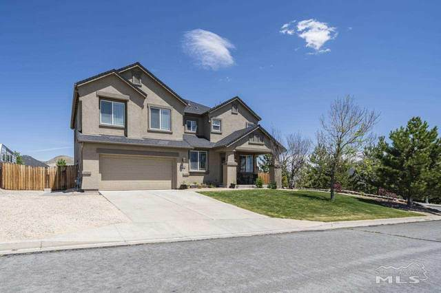 1269 Saxon Dr, Sparks, NV 89441 (MLS #200005462) :: Ferrari-Lund Real Estate