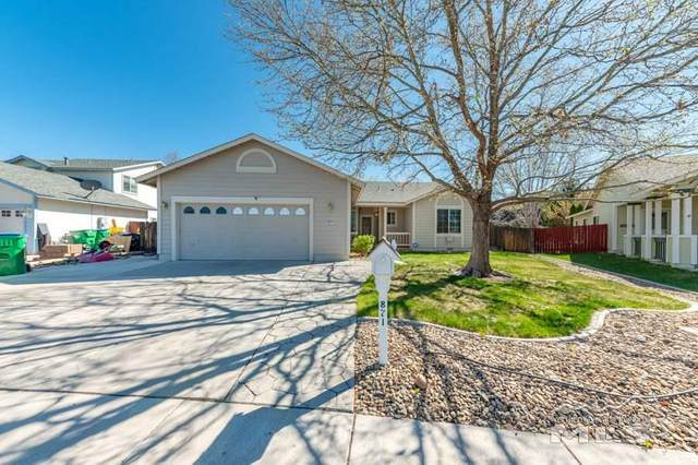 871 La Honda Court, Sparks, NV 89436 (MLS #200005471) :: Chase International Real Estate