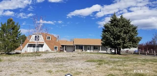 2669 Stewart Drive, Minden, NV 89423 (MLS #200005483) :: Chase International Real Estate
