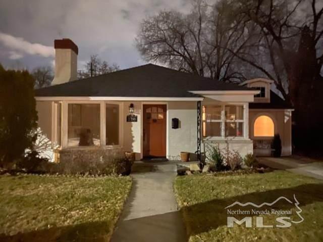 1386 Nixon, Reno, NV 89509 (MLS #200005492) :: NVGemme Real Estate
