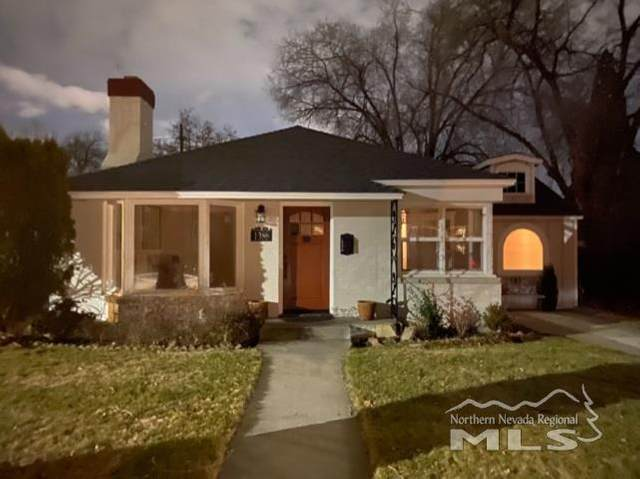 1386 Nixon, Reno, NV 89509 (MLS #200005492) :: Ferrari-Lund Real Estate