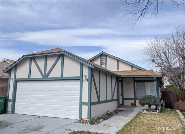 2246 Morninglory Drive, Sparks, NV 89434 (MLS #200005497) :: NVGemme Real Estate
